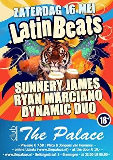 Latin Beats (flyer)