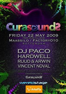 Curasounds (flyer)