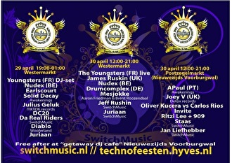 Switch Queensday (flyer)