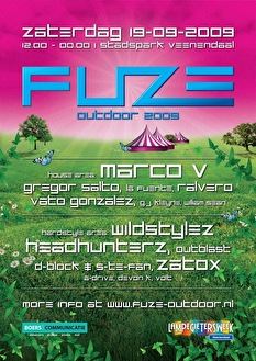 Fuze Outdoor 2009 (flyer)