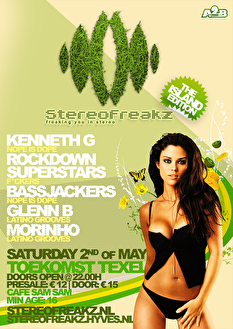 StereoFreakz (flyer)