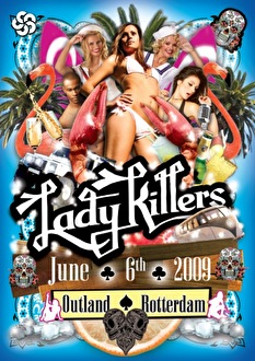 LadyKillers (flyer)