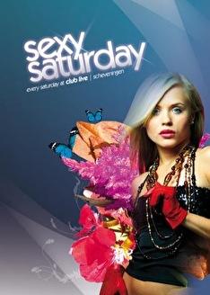 Sexy Saturday (flyer)