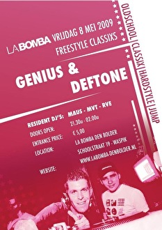 Freestyle classix! (flyer)