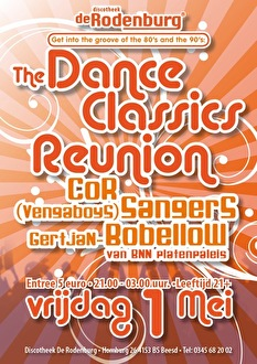 The Dance Classics Reunion (flyer)