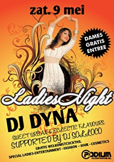 Ladiesnight (flyer)