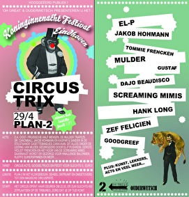 Circus Trix (flyer)