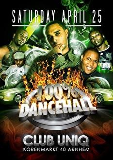 100% Dancehall (flyer)