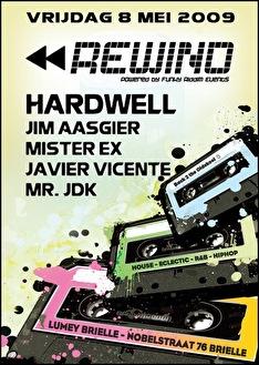 Rewind (flyer)