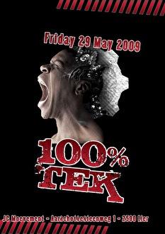 100 % Tek (flyer)