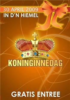 Queensday (flyer)