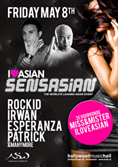 I Love Asian (flyer)