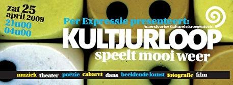 Kultjurloop 2009 (flyer)