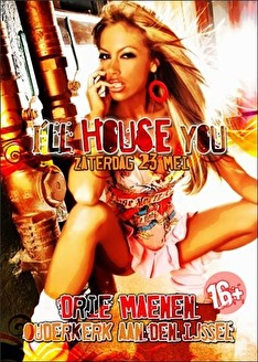 I'll House You (flyer)