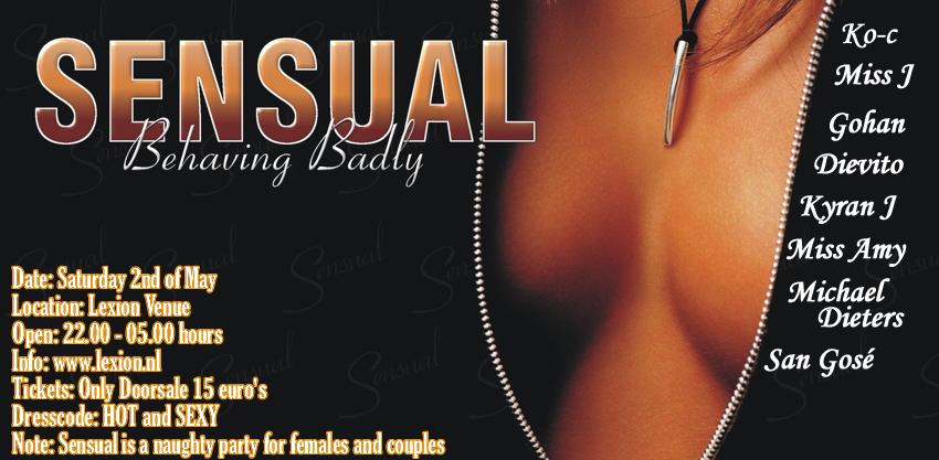 Sensual (flyer)