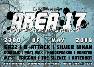Area 17 - Part III (flyer)