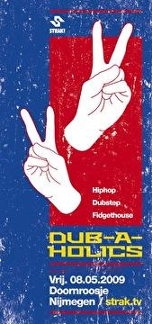 Dub-a-holics (flyer)