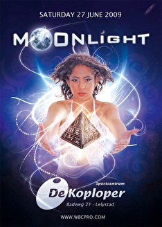 Moonlight Party (flyer)