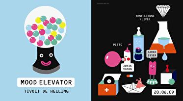 Mood Elevator (flyer)