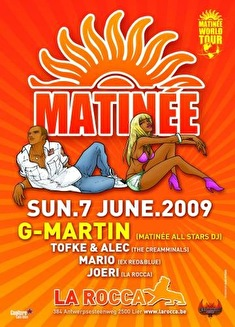 Matinee Group (flyer)