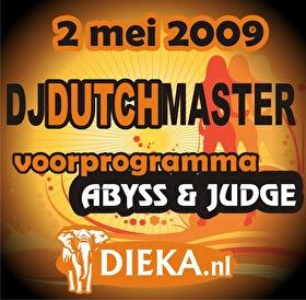 Dj Dutch Master (flyer)