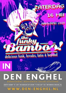 The Funky Bamboo! (flyer)