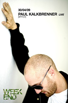 Paul Kalkbrenner (flyer)