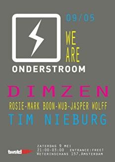 We are Onderstroom (flyer)