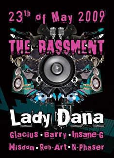 The Bassment (flyer)