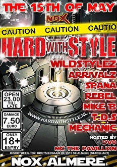 Hard with Style (flyer)