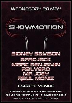 Showmotion (flyer)