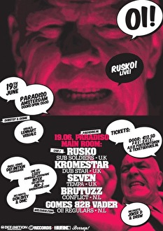 Dub Attack (flyer)