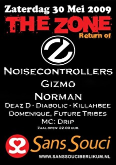 The Zone (flyer)