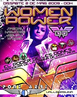 Women power (flyer)