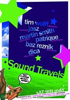 Sound Travels (flyer)