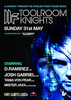 Toolroom Knights (flyer)