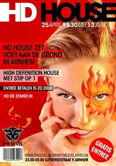 HD House (flyer)