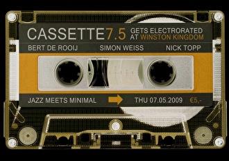 Cassette 7.5 (flyer)