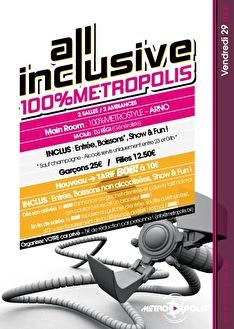 All inclusive (flyer)