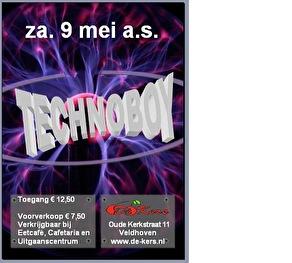 Technoboy (flyer)