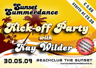 Sunset Summerdance (flyer)