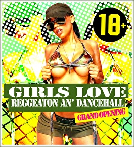 Girls Love (flyer)