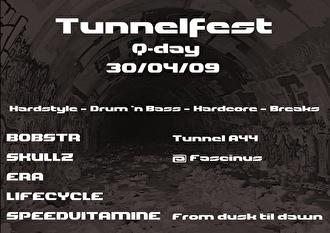 Tunnelfest (flyer)