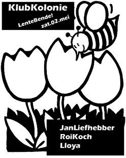 LenteBende! (flyer)
