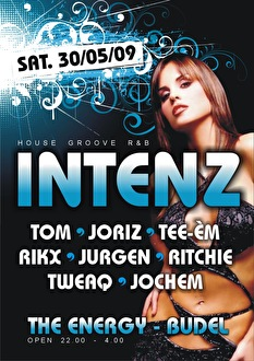 Intenz (flyer)
