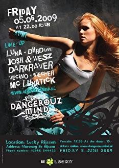 Dangerouzmind (flyer)