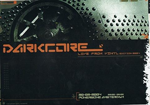 Darkcore (flyer)
