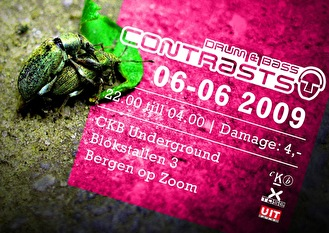 Contrasts (flyer)