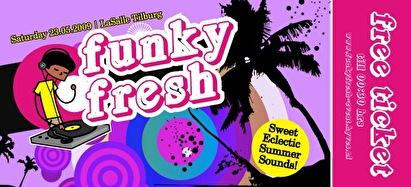 Funky Fresh (flyer)