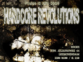 Hardcore Revolutions (flyer)